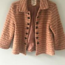 Anthropologie Blazer Size Medium Photo