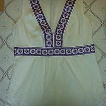 Anthropologie Blouse Size Large Photo