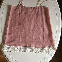 Anthropologie Blush Colored Tank Top Photo
