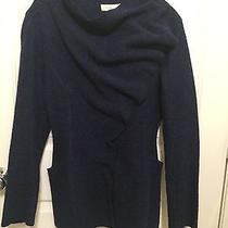 Anthropologie Bought Blue Coat Photo