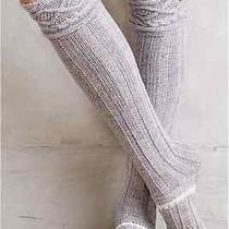 Anthropologie Cable Knit Boot Socks Photo