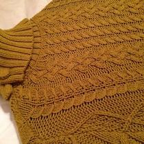 Anthropologie Cabled Cocoon Poncho (Woman's) M Photo