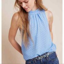 Anthropologie Charley Halter Blouse Nwt in 1x Photo