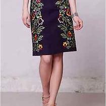 Anthropologie Clematis Skirt Photo