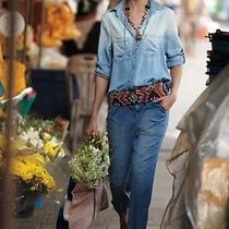 Anthropologie Cloth and Stone Shirt Photo