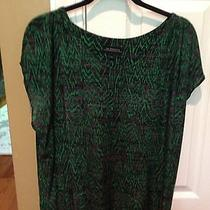 Anthropologie Clover Grains Tee Size Large by the Podolls Photo