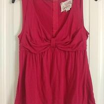 Anthropologie Deletta Tank Size M Photo