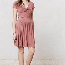 Anthropologie Dolan Knotted Taya Jersey Dress Nwt S M L Photo