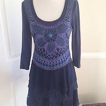 Anthropologie Dress Size Medium Photo