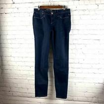 Anthropologie Earnest Sewn Women's Harlan Mid-Rise Jeans Size 26 Photo