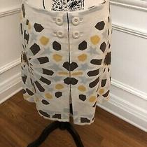 Anthropologie Elevenses Skirt Size 6 Photo