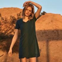 Anthropologie Emerald Green Tunic Dress - Size S Photo