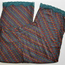 Anthropologie Floreat Pants Xs Lounge Pajama Pant Rayon Photo