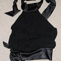 Anthropologie Fun Sexy Open Back Top -  Check It Out Photo