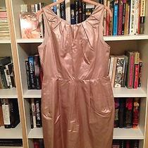 Anthropologie Gently Used Blush Dress With Pockets Photo