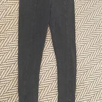 Anthropologie Gray High Rise Leggings Size Xs Photo