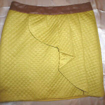 Anthropologie Hd in Paris Skirt Sz-0p Photo
