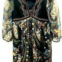 Anthropologie Hobo Freelance Dress Size Medium Photo