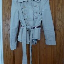 Anthropologie Idra Curio Collar Jacket Size Us 2 Uk 8 Photo