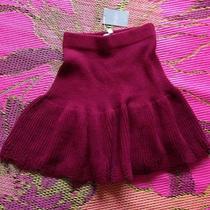 Anthropologie Knit Skirt Xs Photo