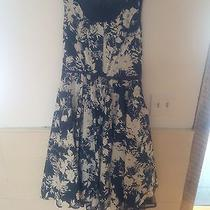Anthropologie Lapis Summer Dress Medium Photo