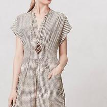 Anthropologie Lil Fleur Wood First Blush Love Print Shirt Dress 2 148 Photo