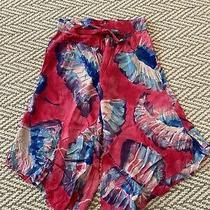 Anthropologie Lilka Pink Pajama Pants Size Pxxs Photo