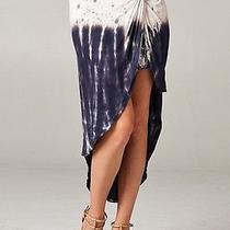 Anthropologie Mono B  Super Soft Tie Dye Skirt Urban802 Size M Photo