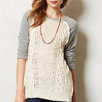 Anthropologie Parknit Top M Effortless Spring Dressing by Dolan on Tv Ravenswood Photo