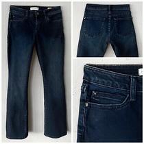 Anthropologie Pilcro and the Letterpress Boot Cut Denim Jeans Sz 25 Photo