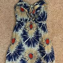 Anthropologie Porridge Burst Dress Medium Photo