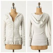 Anthropologie Pure  Good Superfluous Bellows Hoodie S Photo