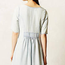 Anthropologie River Fade Dress by Sam & Lavi  Size Small Petite Free Shipping Photo