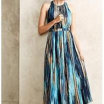 Anthropologie - Rivier Midi Dress - Size 4 Regular - Brand New Photo