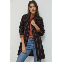 Anthropologie Sigrid Longline Blazer  Size Xs  Nwt Photo