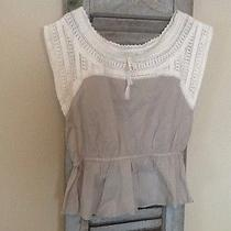 Anthropologie Size 8 Top Photo