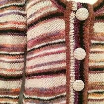 Anthropologie Sleeping on Snow Sweater Size Small Photo