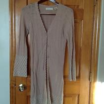 Anthropologie Sleeping on Snow Sweater Sz M  Photo
