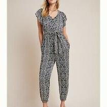 Anthropologie Sold Out Zadie Jumpsuit Size 22w Nwt 158 Photo