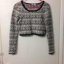 Anthropologie Sweater Crop Top Photo