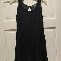 Anthropologie the Cove Women's Black Lined Sleeveless Tunic Top Size S Vguc Photo