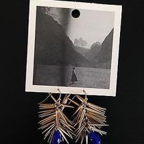 Anthropologie Thistle Coast Earrings Photo