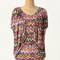Anthropologie Two Rivers Tee Size S Euc Photo