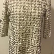 Anthropologie Uncle Frank Knit Shift Dress Tunic Size Large Photo