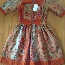 Anthropologie Vintage Vanga Dress Size S Nwot Photo