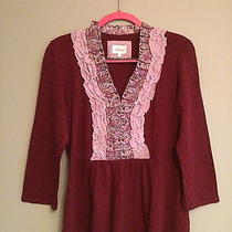 Anthropologie Women's Shirt Size Large Photo
