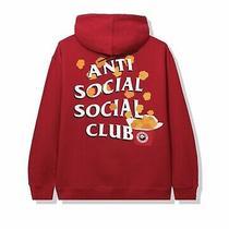 Anti Social Social Club Panda Express Assc X Panda Express- Red Hoodie Xl Photo