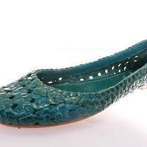 Antik Batik Nina  Women's Ballet Flats Green Size 36  Photo