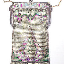 Antique  1920s Mesh Purse by Whiting & Davis Co. Photo