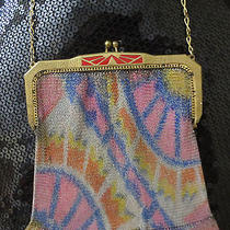 Antique Art Noveau Whiting & Davis Chain Mesh Handbag 1920's Photo